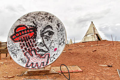 Photograph - Meteor City Trading Post 11 by Newman Artography
