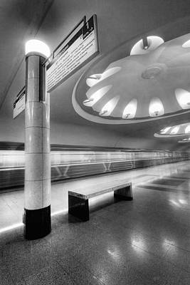 Metro #1591 Art Print