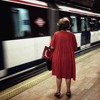 Women Photograph - Metro Woman  #woman #people by Rafa Rivas