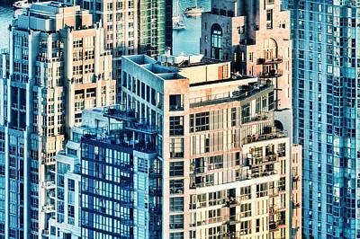 Photograph - Metropolis by Amyn Nasser