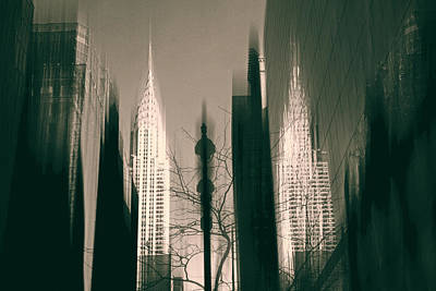 Photograph - Metropolis IIl by Jessica Jenney