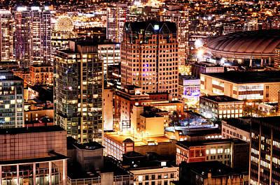 Photograph - Metropolis Vancouver Mdccxv  by Amyn Nasser