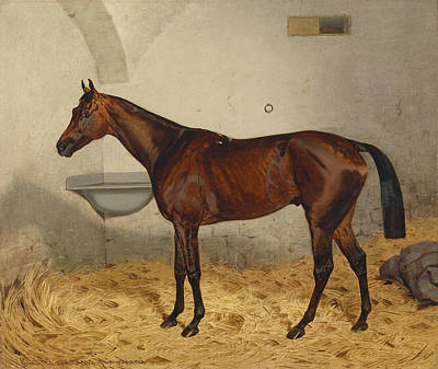 Emil Adam Painting - Mettalist by Emil Adam