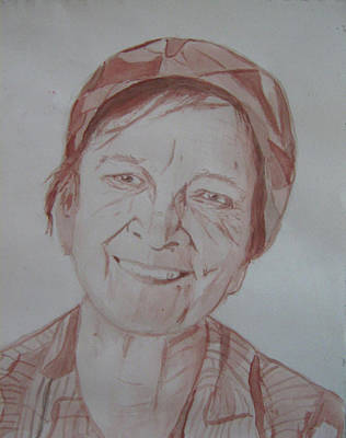 Meus Matris Aurora Art Print by SAIGON De Manila