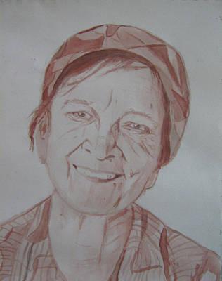 Hero Painting - Meus Matris Aurora by SAIGON De Manila