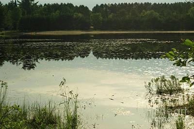 Photograph - Mew Lake by Elaine Mikkelstrup