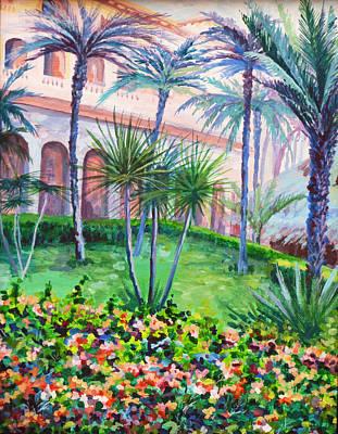 Painting - Mexican Morning by  Svetlana Nassyrov