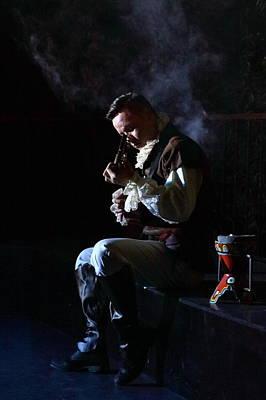 Photograph - Mexican Troubadour  by Roupen  Baker