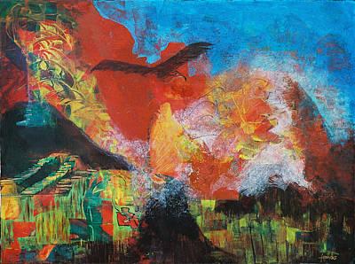 Mexico Art Print by Frances Bourne