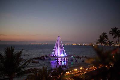 Photograph - Mexico Night by John Noel