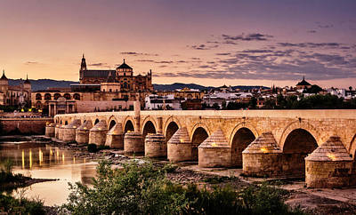 Photograph - Mezquita In The Evening by Marion McCristall