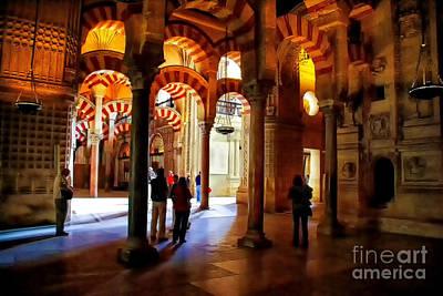 Photograph - Mezquita Mystery by Rick Bragan