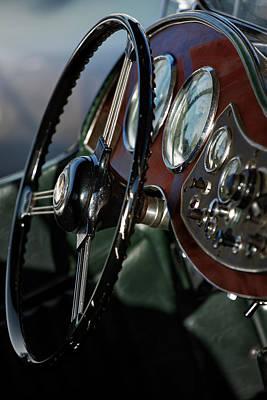 Photograph - Mg Cars 001 by Edgar Laureano