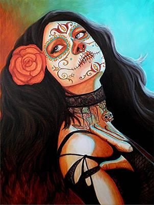 Honor Painting - Mi Amor Siempre Estara Contigo by Al  Molina