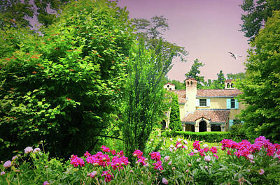 Photograph - Mi Amour Caramoor by Diana Angstadt