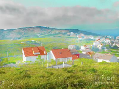 Photograph - Mi Pueblo by Alfonso Garcia