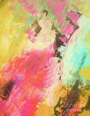 Justine Painting - Miami Afternoon by Elle Justine