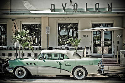 Miami Beach  56 Buick II Original