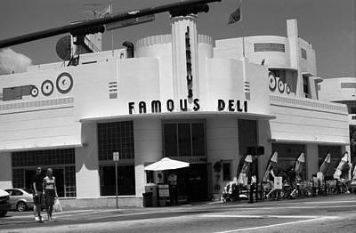 Photograph - Miami Beach - Art Deco 76 by Frank Romeo