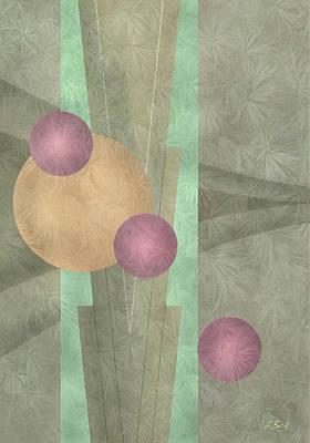Miami Deco Art Print by Gordon Beck