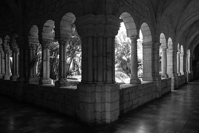 Miami Monastery In Black And White Original by Rob Hans