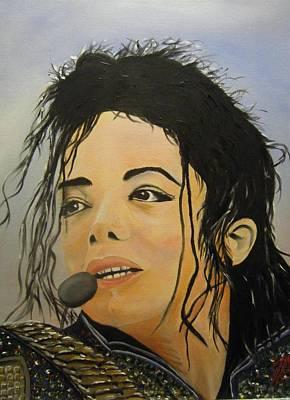 Michael Jackson Original by Joseph Papale