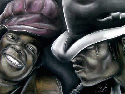 Michael Jackson Art Print by Zach Zwagil