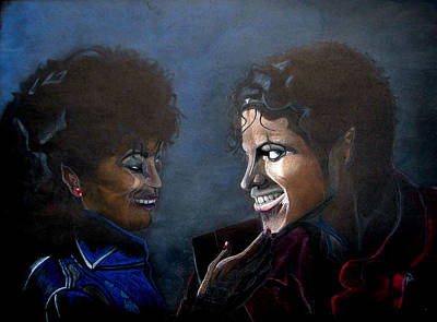 Michael Jackson's Thriller Original by Marcus Quinn