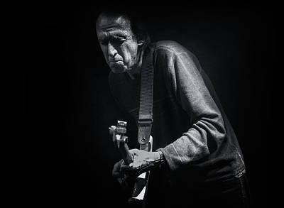 Photograph - Michael Landau by Michel Verhoef