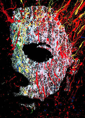 Michael Myers Halloween Original by Tony Herrera