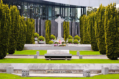 Micheal Collins Grave Original by Ward Press Photography