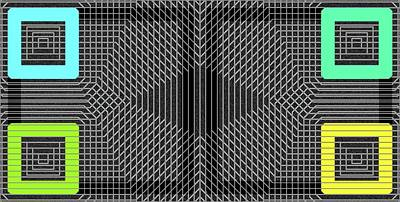 Digital Art - Michelangela -echo- by Coded Images