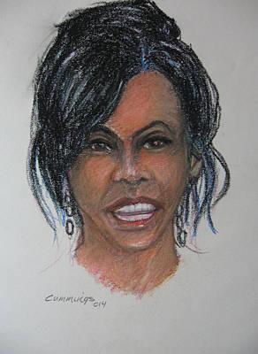 Michelle Obama Original by John Cummings