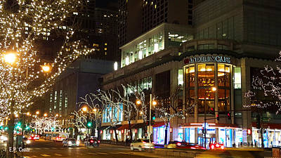 Photograph - Michigan Avenue  by Elizabeth Coats