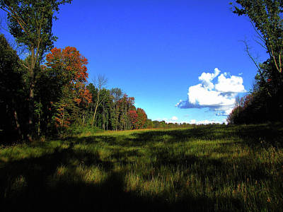 Photograph - Michigan Fall Colors 12 by Scott Hovind