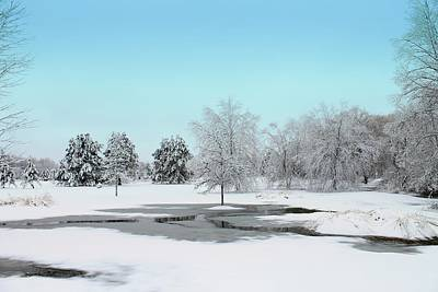 Photograph - Michigan Winter 2 by Scott Hovind