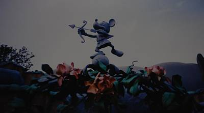 Photograph - Mickey Mouse by Rob Hans