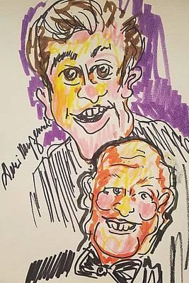 Mickey Rooney Art Print