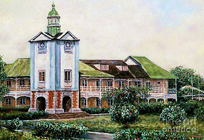 Mico University College Art Print