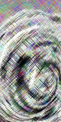 Micro Linear 16 Art Print