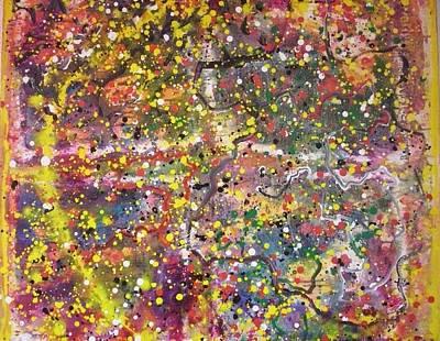 Micro View Art Print by Ruth Beckel