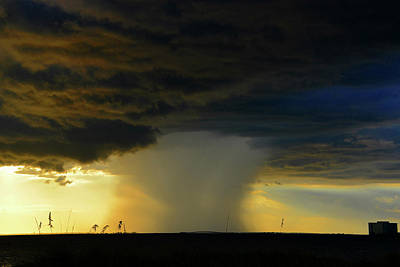 Photograph - Microburst  by David Lee Thompson