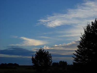 Photograph - Mid August Dawn Clouds by Kent Lorentzen