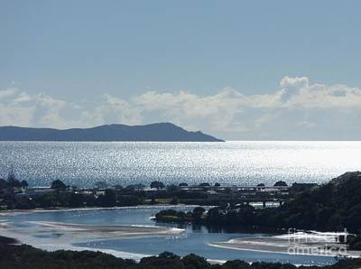 Photograph - Mid Day Sparkles On Doubtless Bay by Dianne  Connolly