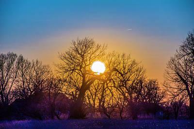 Photograph - Mid March Nebraska Sunset 001 by NebraskaSC