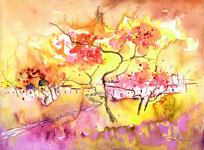 Midday Painting - Midday 38 by Miki De Goodaboom