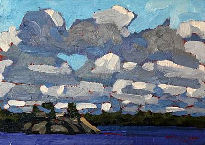 Midday Mcnabb Cumulus Original by Phil Chadwick