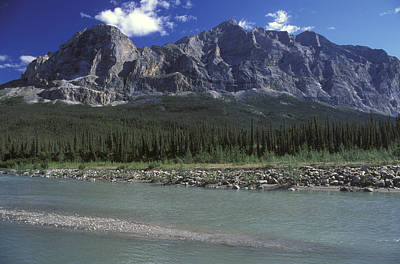 Dalton Highway Photograph - Middle Fork Of The Koyukuk River by Rich Reid