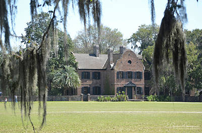 Photograph - Middleton Place by Gordon Mooneyhan