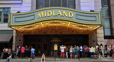 Photograph - Midland by Bob Brents
